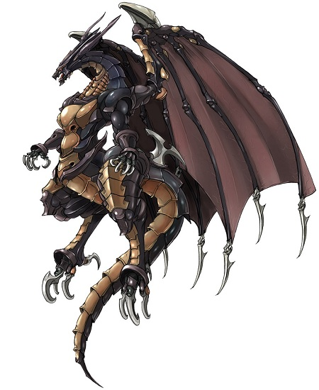 Nightmare Blackdragon