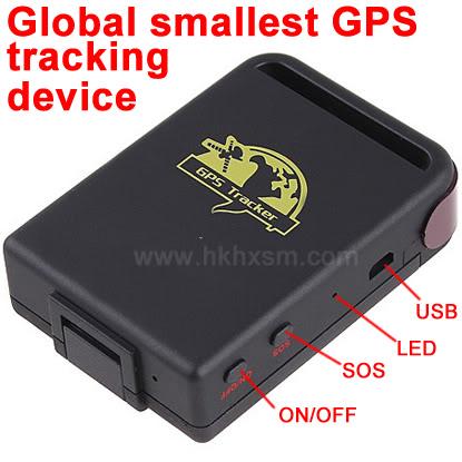 Alarme com GPS :: Xexun TK102-2 3TK102-2