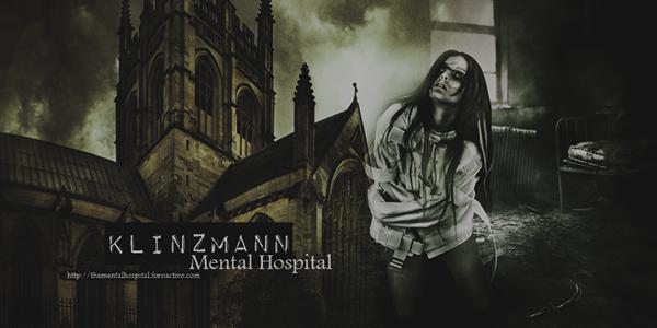 Klinzmann Mental Hospital [Afiliación Normal] Logo2