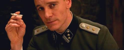 Soldats (Filas nazis). Michaelfassbender-1