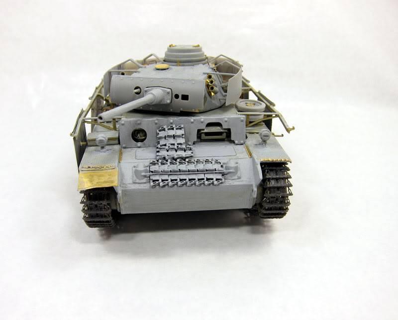 PANZER III Ausf.M/N TANK DRAGON 1:35 SCALE KIT 9015 GERMAN  IMG_0063