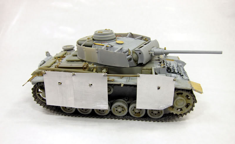 PANZER III Ausf.M/N TANK DRAGON 1:35 SCALE KIT 9015 GERMAN  IMG_0065