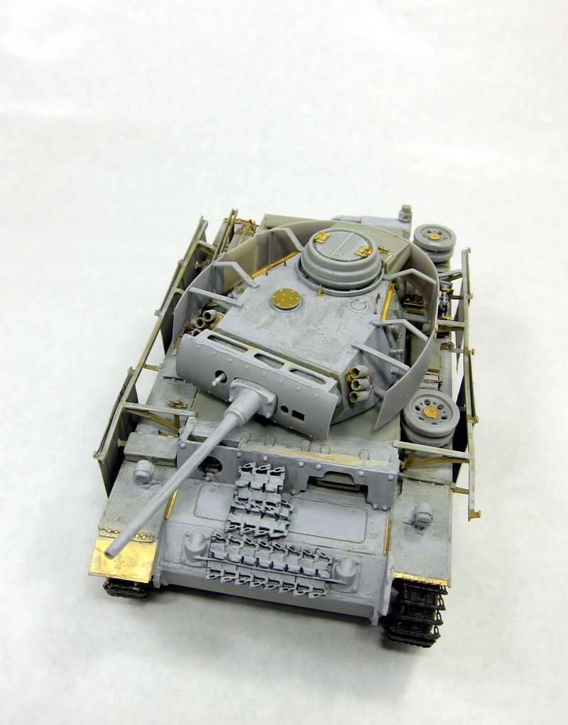 PANZER III Ausf.M/N TANK DRAGON 1:35 SCALE KIT 9015 GERMAN  IMG_0071