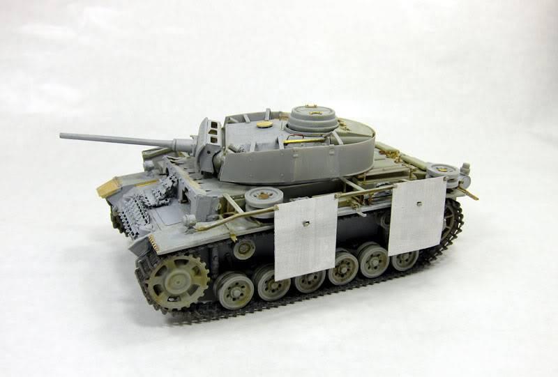 PANZER III Ausf.M/N TANK DRAGON 1:35 SCALE KIT 9015 GERMAN  IMG_0073