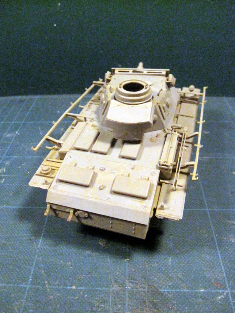 PANZER III Ausf.M/N TANK DRAGON 1:35 SCALE KIT 9015 GERMAN  IMG_0144