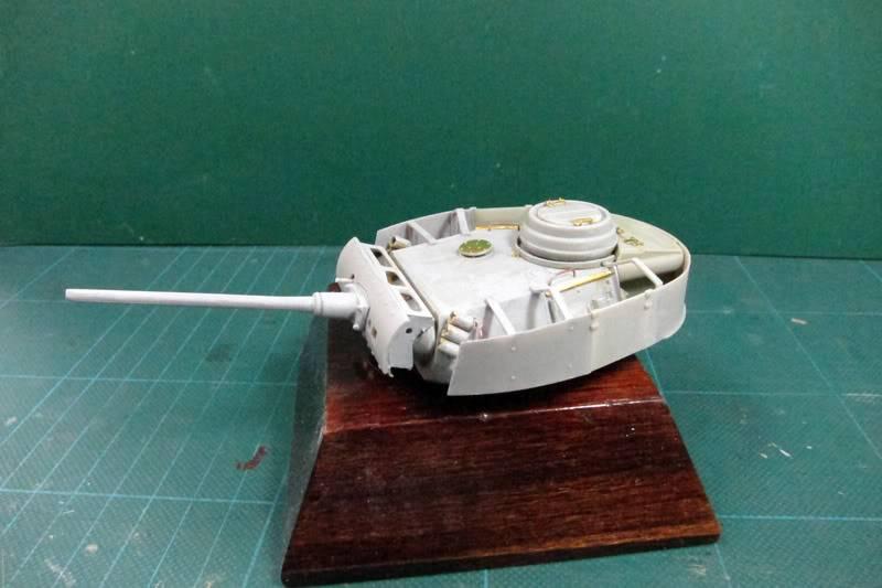 PANZER III Ausf.M/N TANK DRAGON 1:35 SCALE KIT 9015 GERMAN  IMG_0161