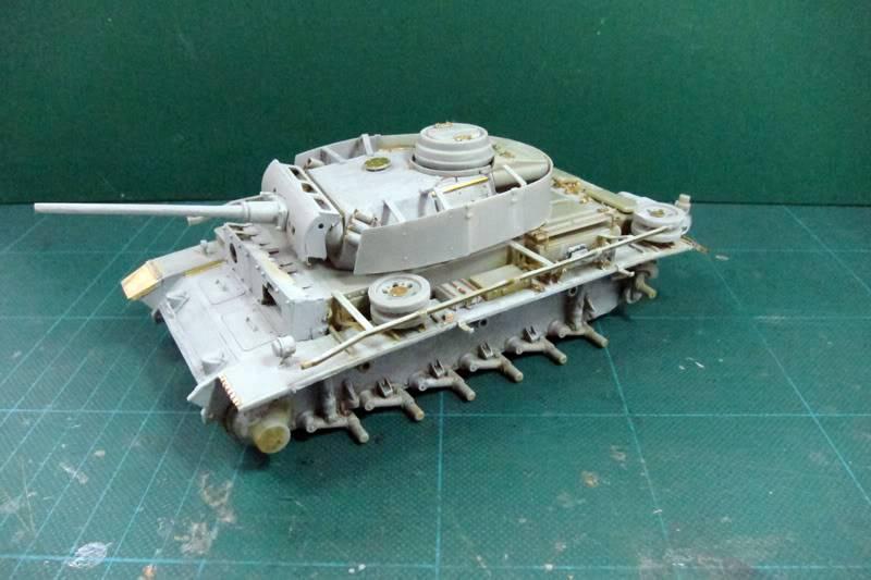 PANZER III Ausf.M/N TANK DRAGON 1:35 SCALE KIT 9015 GERMAN  IMG_0172