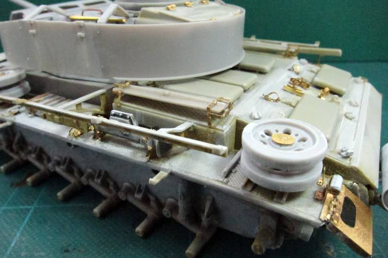 PANZER III Ausf.M/N TANK DRAGON 1:35 SCALE KIT 9015 GERMAN  IMG_0174