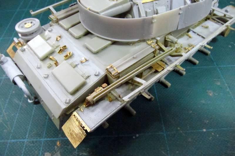 PANZER III Ausf.M/N TANK DRAGON 1:35 SCALE KIT 9015 GERMAN  IMG_0176-1