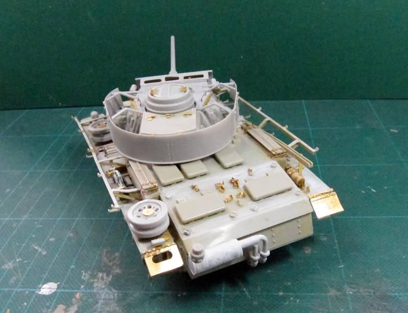 PANZER III Ausf.M/N TANK DRAGON 1:35 SCALE KIT 9015 GERMAN  IMG_0180-1