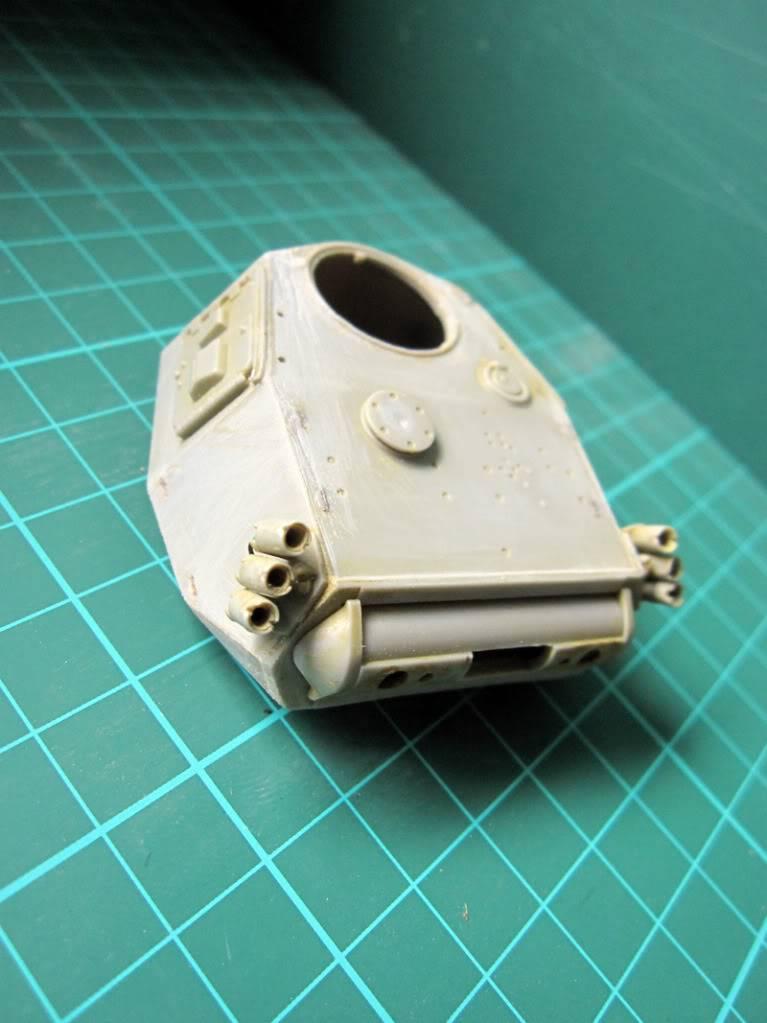 PANZER III Ausf.M/N TANK DRAGON 1:35 SCALE KIT 9015 GERMAN  IMG_0181