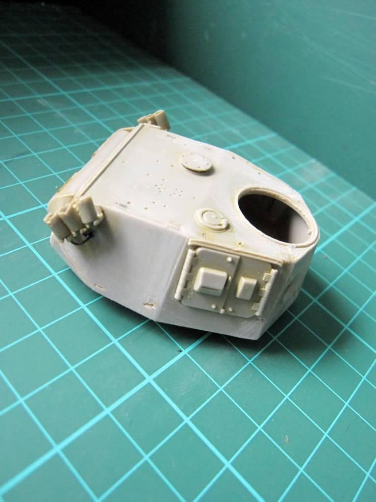PANZER III Ausf.M/N TANK DRAGON 1:35 SCALE KIT 9015 GERMAN  IMG_0184
