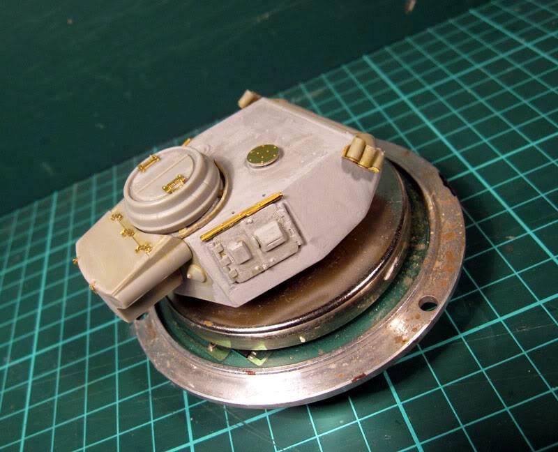 PANZER III Ausf.M/N TANK DRAGON 1:35 SCALE KIT 9015 GERMAN  IMG_0232