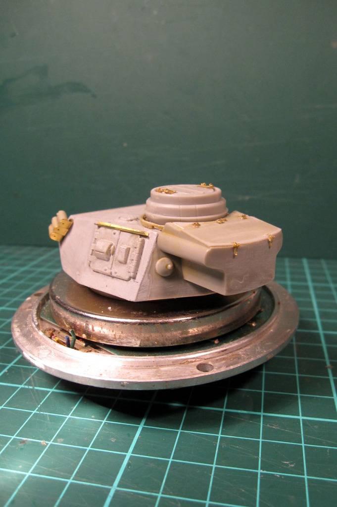 PANZER III Ausf.M/N TANK DRAGON 1:35 SCALE KIT 9015 GERMAN  IMG_0235