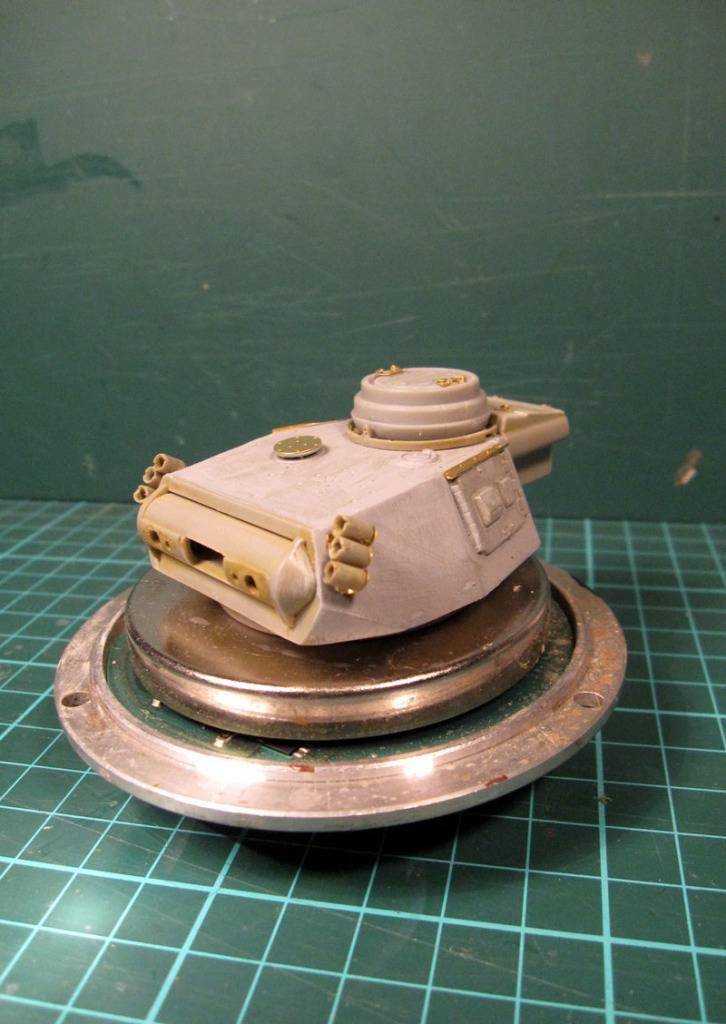 PANZER III Ausf.M/N TANK DRAGON 1:35 SCALE KIT 9015 GERMAN  IMG_0236