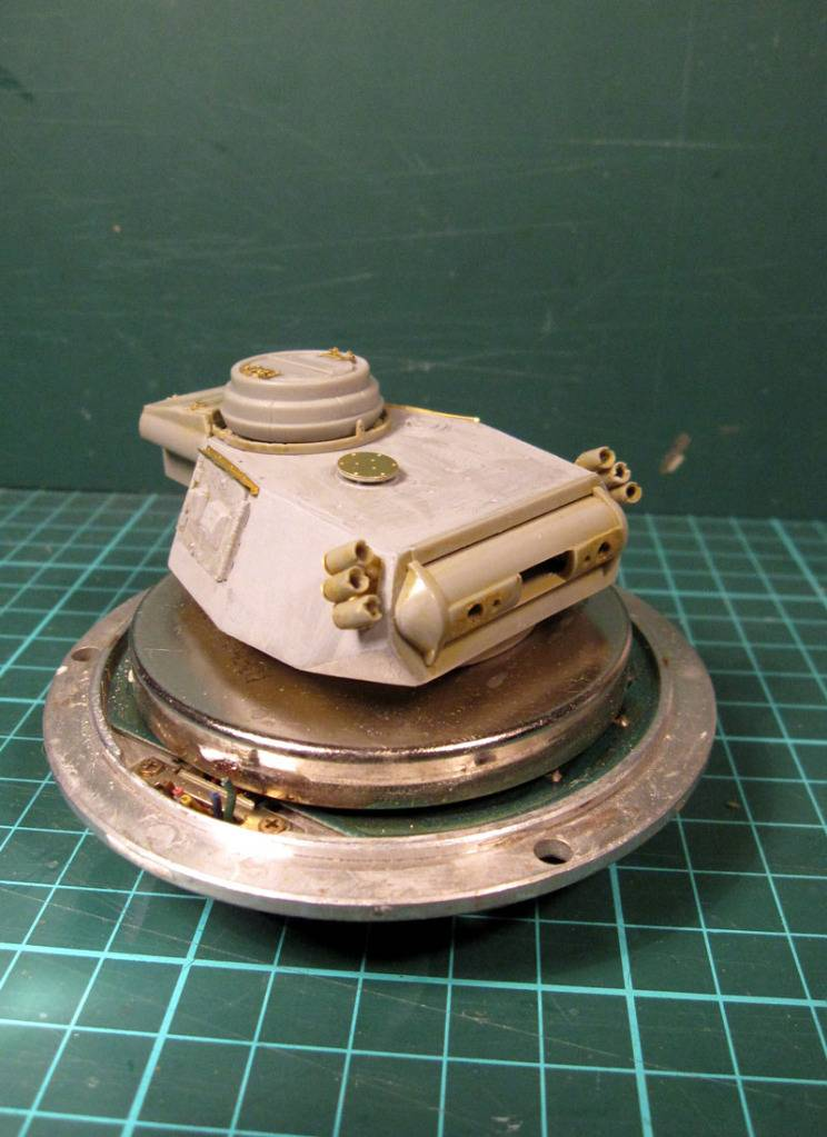 PANZER III Ausf.M/N TANK DRAGON 1:35 SCALE KIT 9015 GERMAN  IMG_0237
