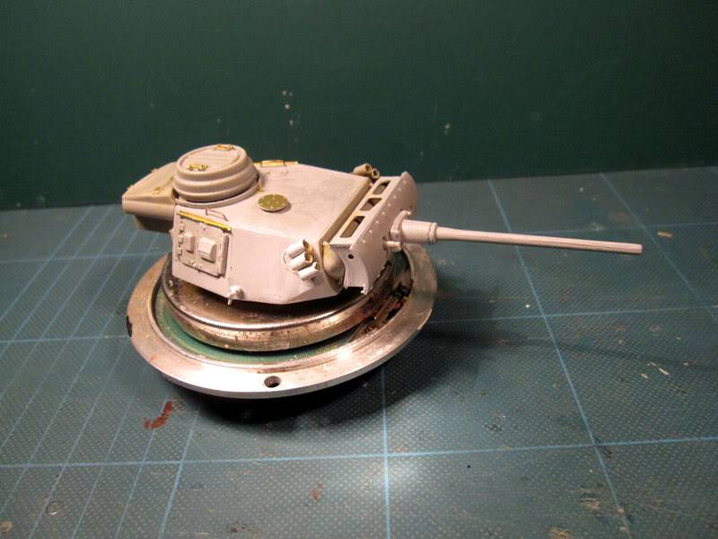 PANZER III Ausf.M/N TANK DRAGON 1:35 SCALE KIT 9015 GERMAN  IMG_0271