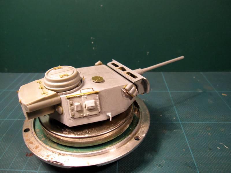 PANZER III Ausf.M/N TANK DRAGON 1:35 SCALE KIT 9015 GERMAN  IMG_0272
