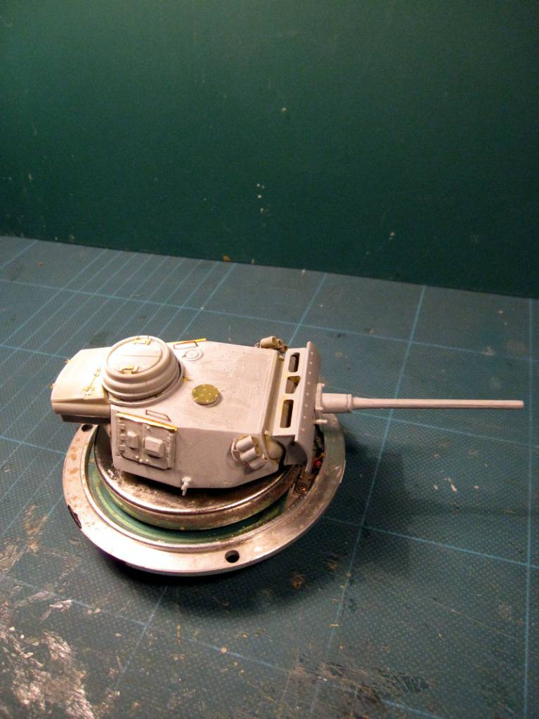 PANZER III Ausf.M/N TANK DRAGON 1:35 SCALE KIT 9015 GERMAN  IMG_0274