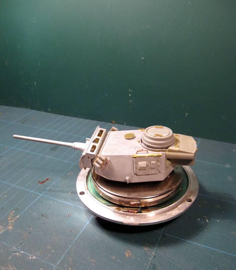 PANZER III Ausf.M/N TANK DRAGON 1:35 SCALE KIT 9015 GERMAN  IMG_0275