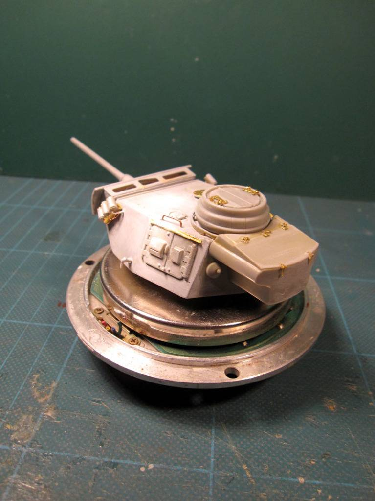 PANZER III Ausf.M/N TANK DRAGON 1:35 SCALE KIT 9015 GERMAN  IMG_0278