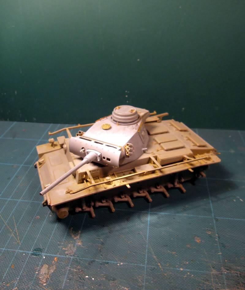 PANZER III Ausf.M/N TANK DRAGON 1:35 SCALE KIT 9015 GERMAN  IMG_0280
