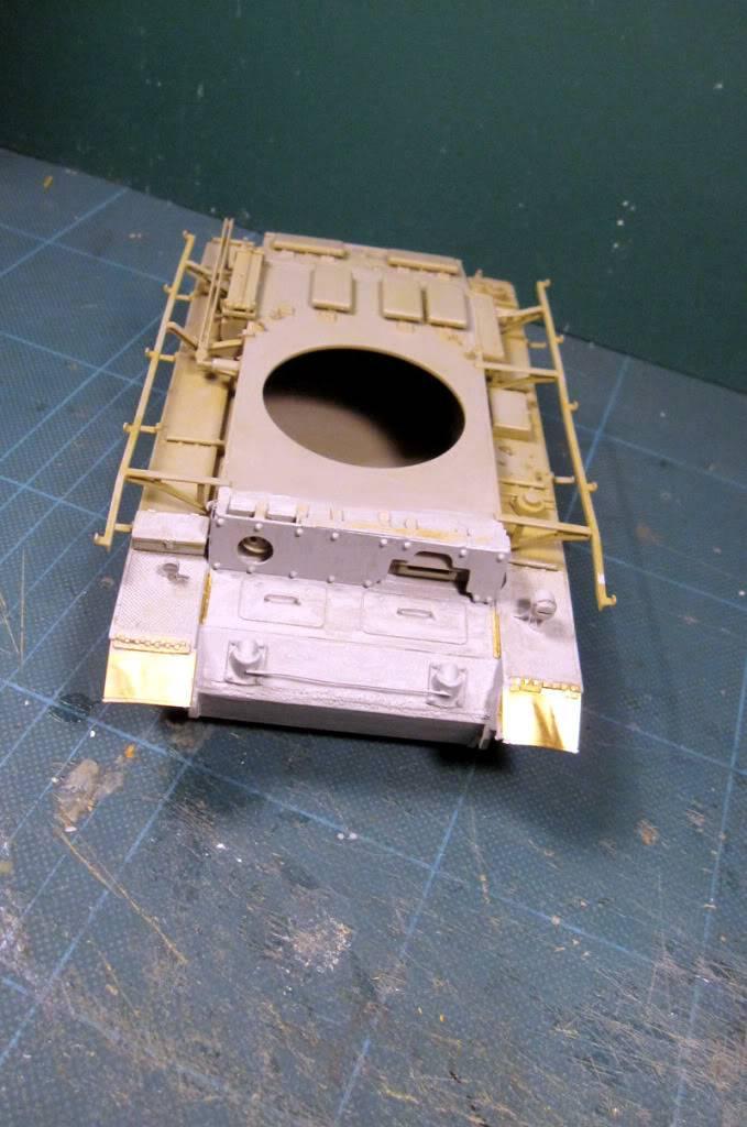 PANZER III Ausf.M/N TANK DRAGON 1:35 SCALE KIT 9015 GERMAN  IMG_0317