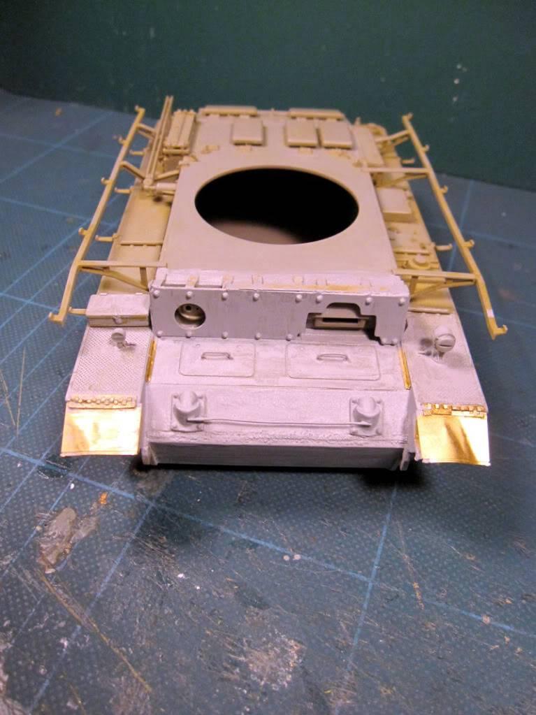 PANZER III Ausf.M/N TANK DRAGON 1:35 SCALE KIT 9015 GERMAN  IMG_0318