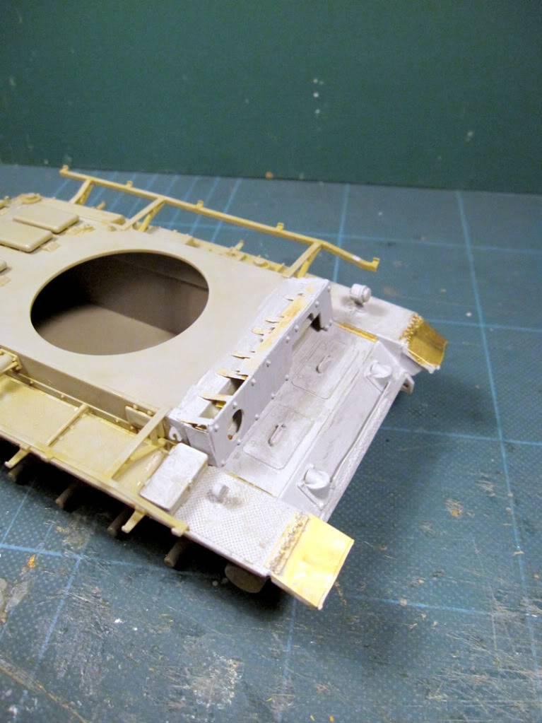 PANZER III Ausf.M/N TANK DRAGON 1:35 SCALE KIT 9015 GERMAN  IMG_0319