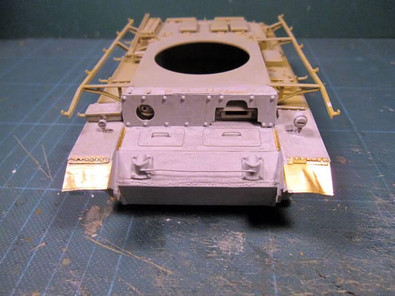 PANZER III Ausf.M/N TANK DRAGON 1:35 SCALE KIT 9015 GERMAN  IMG_0321