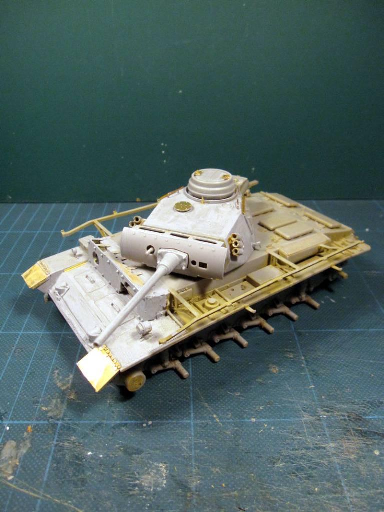 PANZER III Ausf.M/N TANK DRAGON 1:35 SCALE KIT 9015 GERMAN  IMG_0326