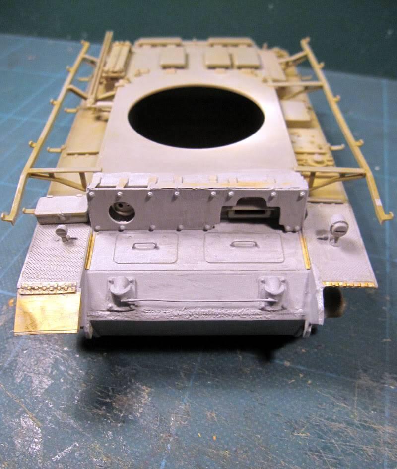 PANZER III Ausf.M/N TANK DRAGON 1:35 SCALE KIT 9015 GERMAN  IMG_0328