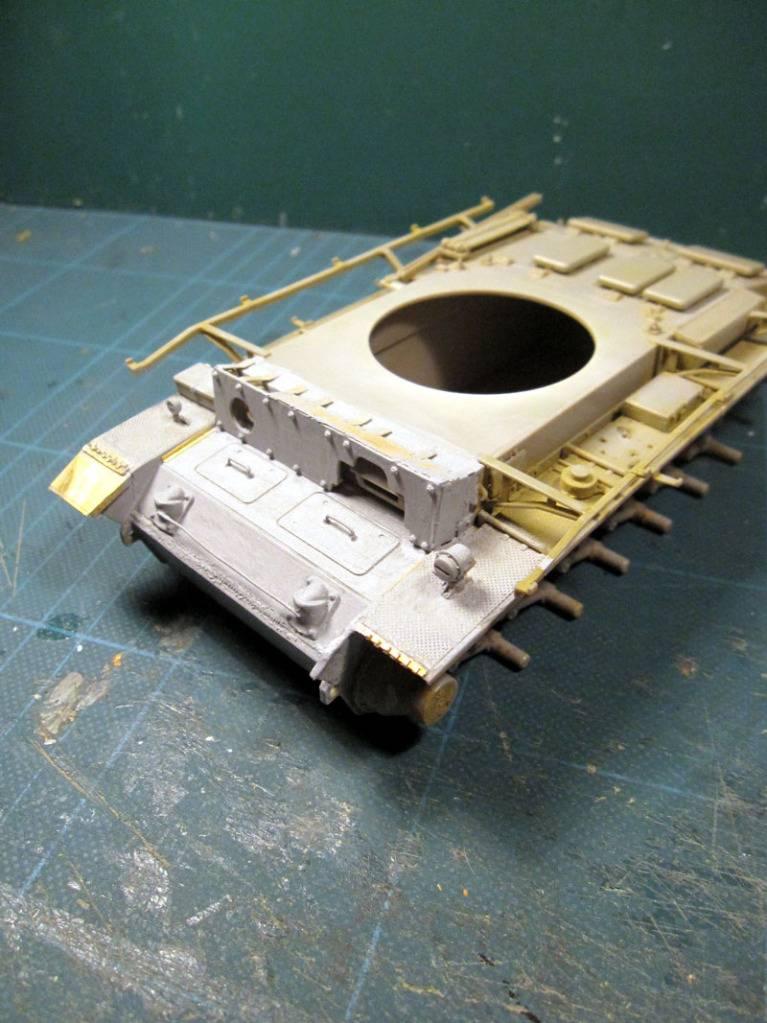 PANZER III Ausf.M/N TANK DRAGON 1:35 SCALE KIT 9015 GERMAN  IMG_0329