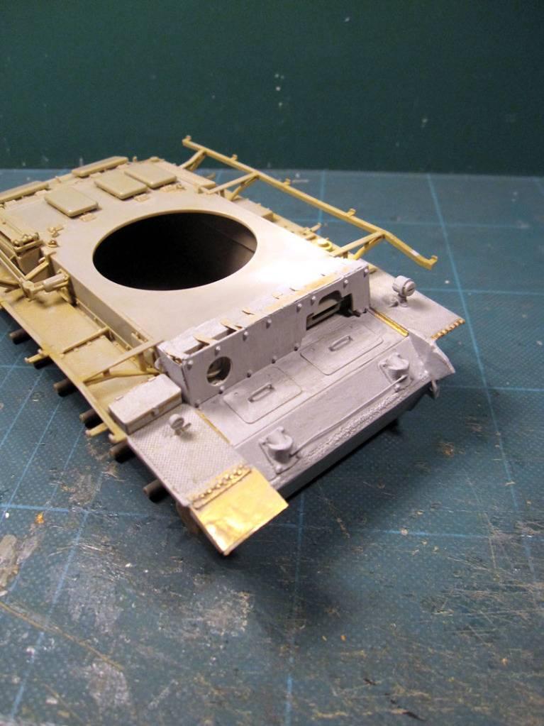 PANZER III Ausf.M/N TANK DRAGON 1:35 SCALE KIT 9015 GERMAN  IMG_0330
