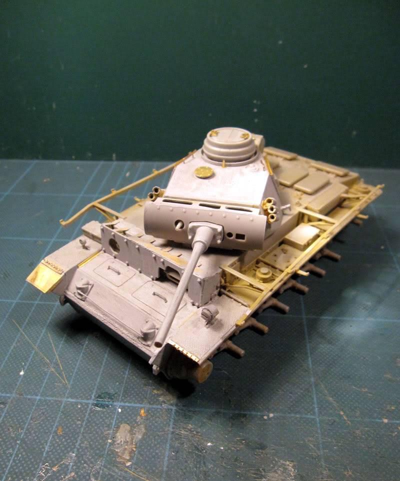 PANZER III Ausf.M/N TANK DRAGON 1:35 SCALE KIT 9015 GERMAN  IMG_0331