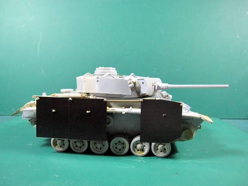PANZER III Ausf.M/N TANK DRAGON 1:35 SCALE KIT 9015 GERMAN  IMG_1038