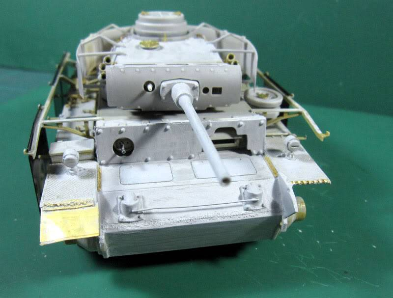 PANZER III Ausf.M/N TANK DRAGON 1:35 SCALE KIT 9015 GERMAN  IMG_1042
