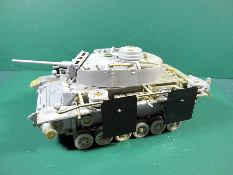 PANZER III Ausf.M/N TANK DRAGON 1:35 SCALE KIT 9015 GERMAN  IMG_1044