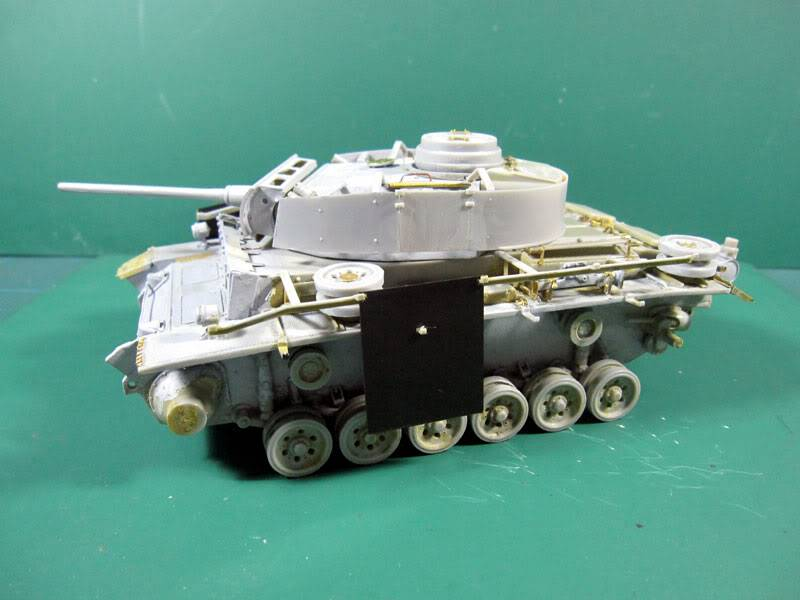PANZER III Ausf.M/N TANK DRAGON 1:35 SCALE KIT 9015 GERMAN  IMG_1048