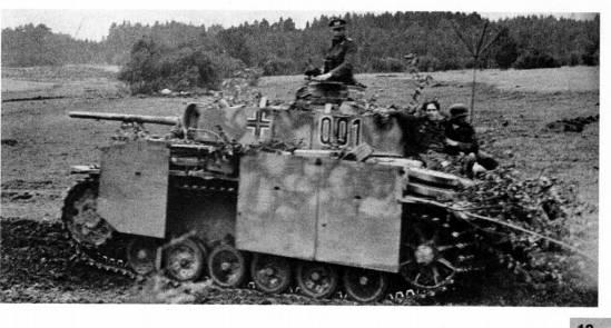 PANZER III Ausf.M/N TANK DRAGON 1:35 SCALE KIT 9015 GERMAN  SUJETO