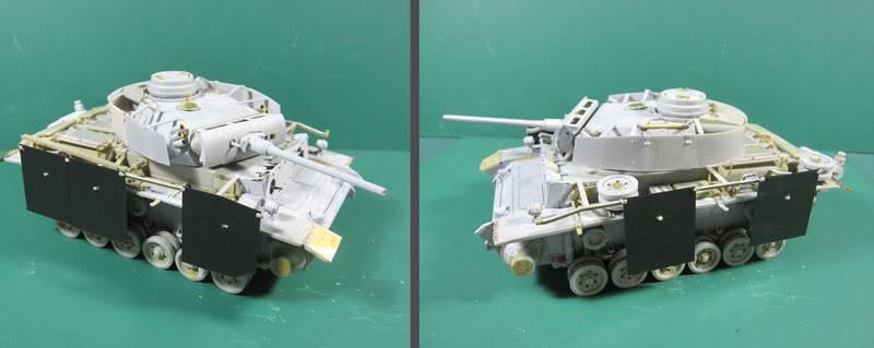 PANZER III Ausf.M/N TANK DRAGON 1:35 SCALE KIT 9015 GERMAN  Untitled-3