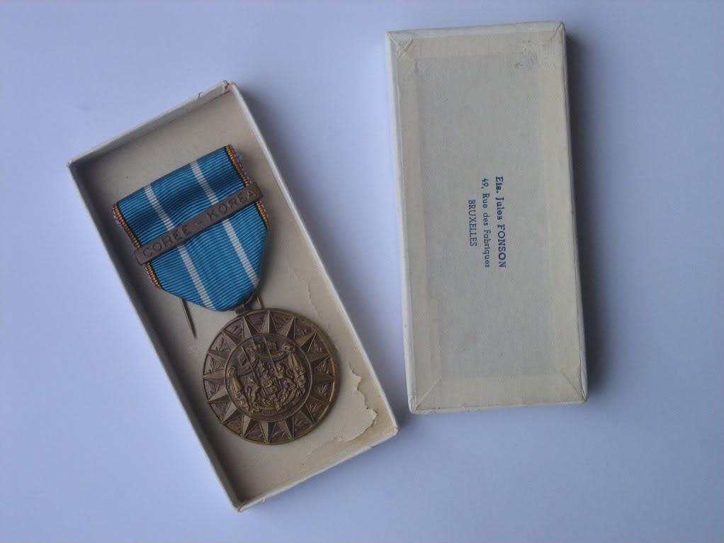 Belgian Medals MyMedal