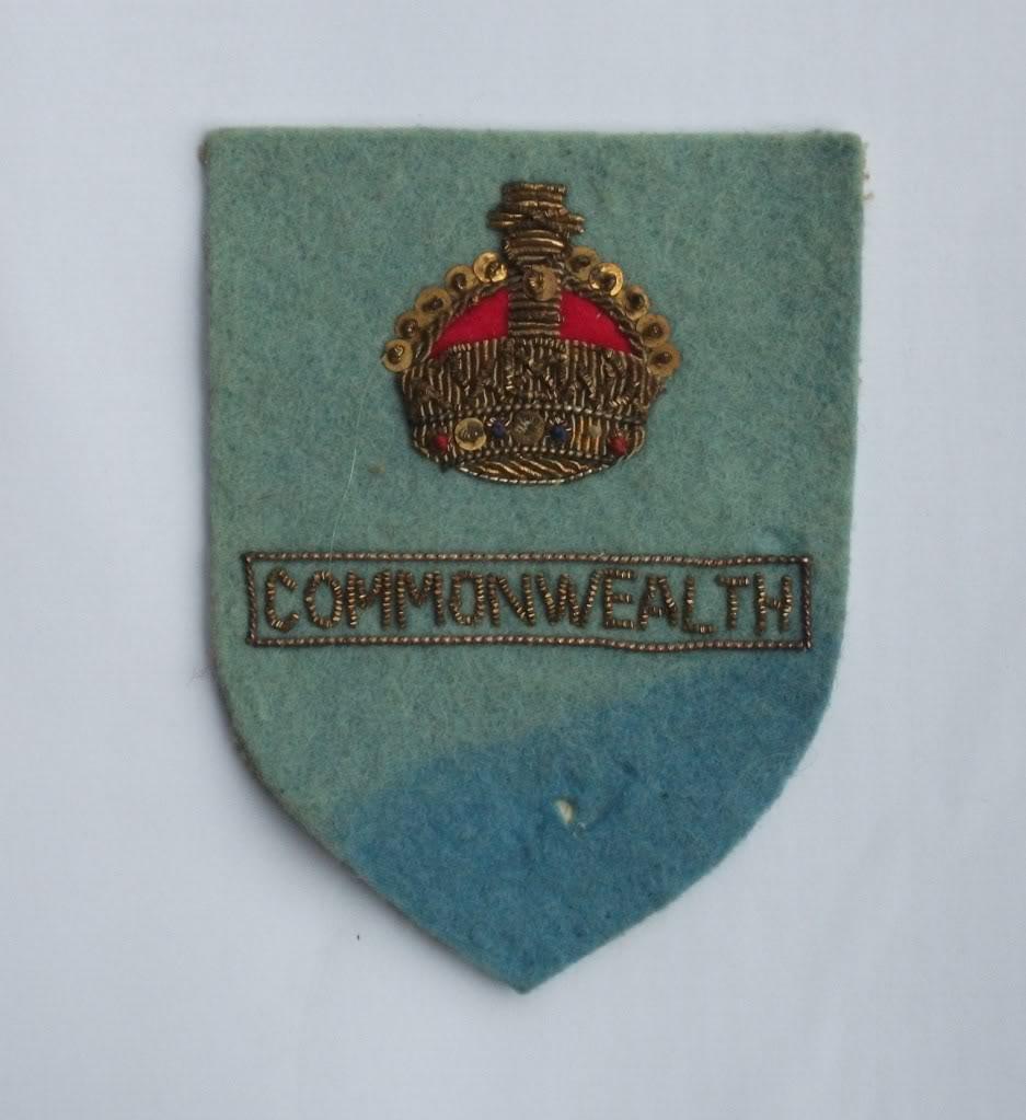 UNO contingent insignia DSCF1291