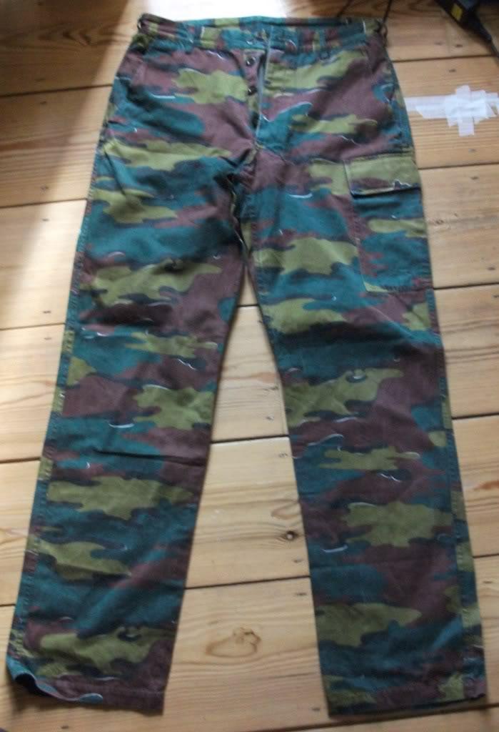 Belgian Combat Trousers DSCF1565