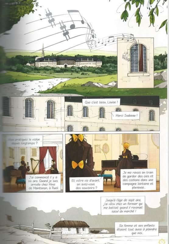 Les Colombes du Roi Soleil d'Anne-Marie Desplat-Duc, Roger Seiter et Mayalen Goust Scan2Copier
