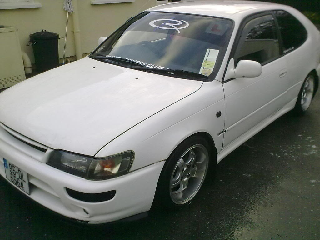 my toyota corolla project!! 011-1