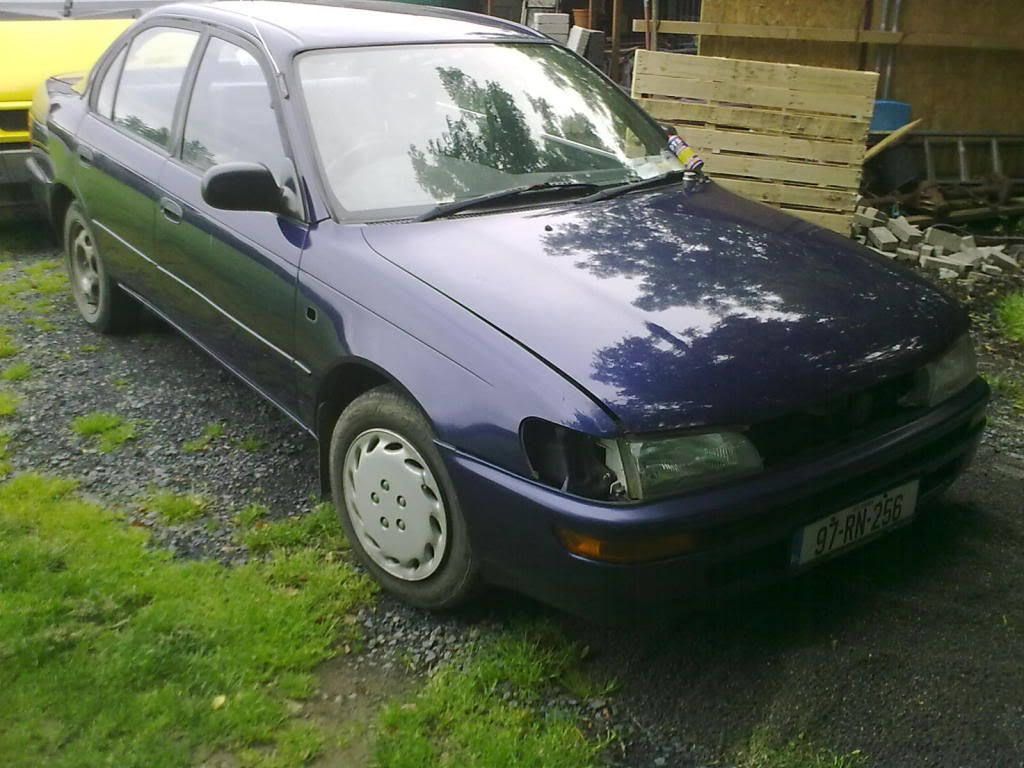my toyota corolla project!! 062520111129