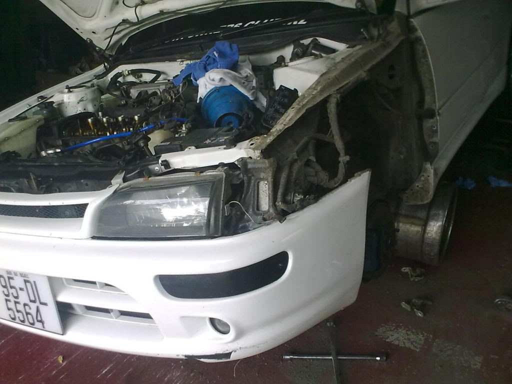 my toyota corolla project!! 062720111134