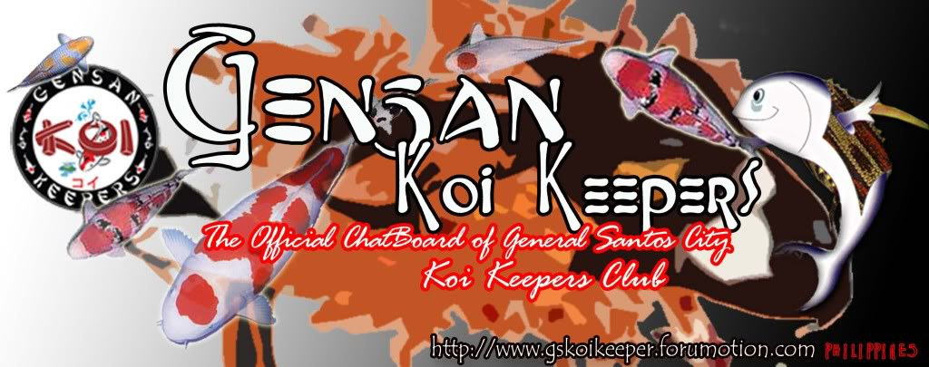 GENSAN KOI KEEPERS