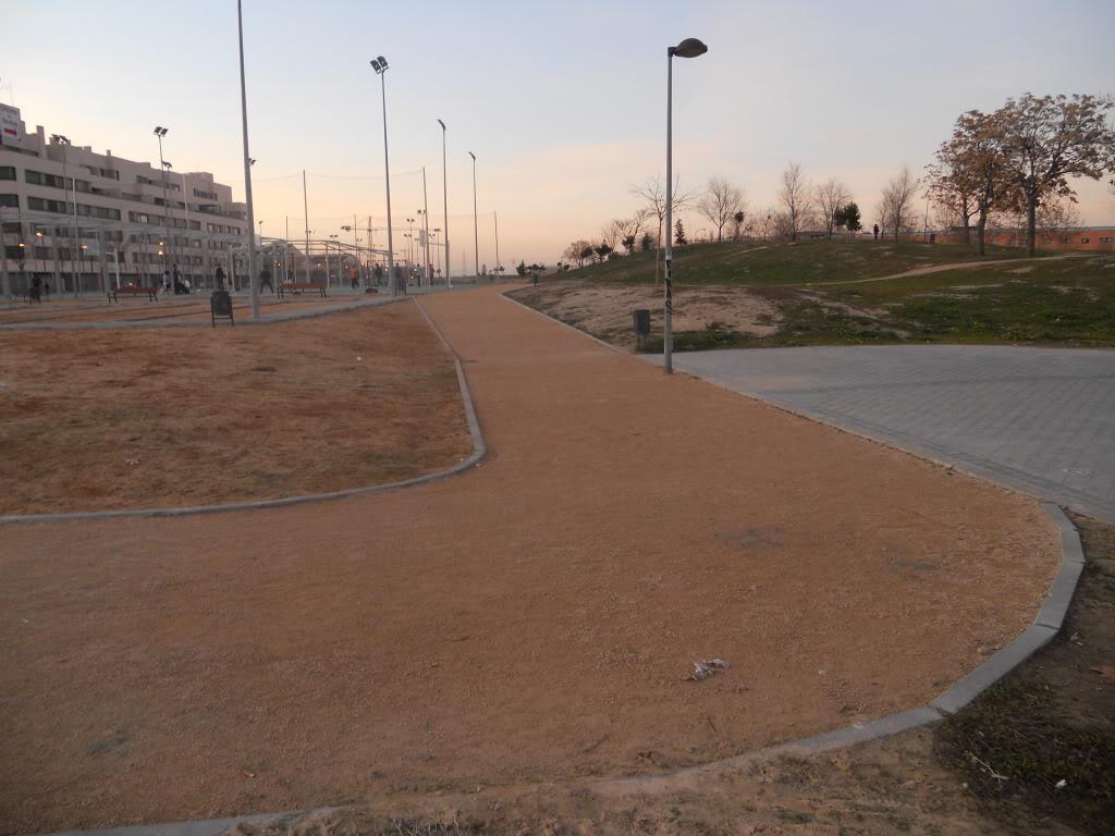 Futura vía verde: Campamento-Las Águilas-Alcorcón-Leganés-Polvoranca DSCN0283